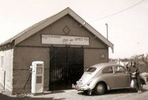 Hellevoetsluis / Hellevoetsluis van toen en nu benzinestations