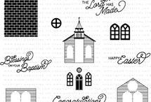 Papertrey Ink Kits / Petite Places +  Make It Market: Tinsel & Tags Kit PTI Papertrey Ink Kits