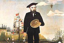 Henri Rosseau / French artist (1844-1910)