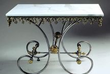 French Pastry Tables