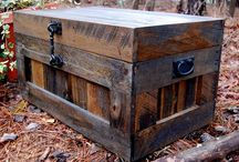 DIY Pallet Projects / Furniture, decor and more - made with recycled pallets!