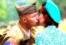 Reenacting - US troops