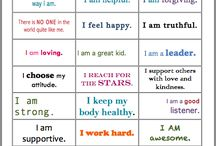 positive affirmations for kids ar school