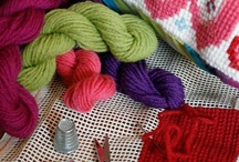 YARN & NOTIONS / Inspirational haberdashery and stitching and sewing must haves