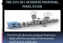 ECO 561 Final Exam
