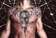 Graphisme tatouages