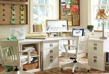 design. work areas. / by Kat. Miller