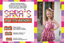 ideas for Skye's 6th bday / by Keisha Michelle