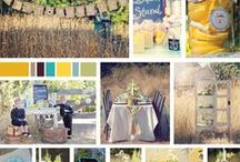 Whimsical Vintage Inspiration / Smiling Rain Photography/Platinum Floral Designs/Charming Decor/