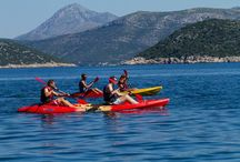 Sports and Outdoor / Choose your favourite activities to experience in Croatia, water sports, excursions, trekking and private tours