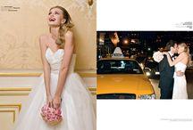 BRIDAL magazines / you can see more Bridal editorials at;  https://www.facebook.com/VITALPhotoBRIDAL