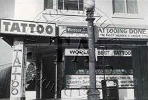 Tatoo History / by Trevor Fennell