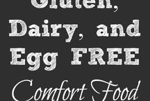 Gluten and dairy free !!