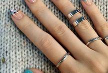 K nail art