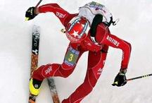 Azione sportiva / immagini di insoliti sportivi -  Grandi prestazioni, con bassa visibilità....