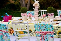 Tea Party / by Stacie Entzminger