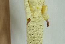 crochet de bonecas