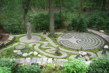 Labyrinths for Walking Meditation