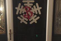 Door Art & Monograms