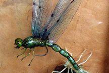Realistic Fly Tying / Vliegvissen