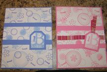 Baby Cards and things!