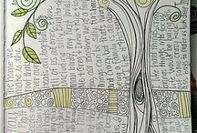 Art Journal Ideas / by Jesse Wretlind