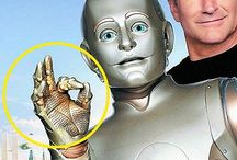 Illuminati Movies and TV / Illuminati symbols as found in movies and television shows.