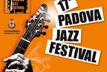 """17° Padova Jazz Festival 2014 / Il 17° Padova Jazz Festival dal 10 al 16 Novembre 2014 torna al Teatro Verdi di Padova con i Medesky Scofield e Martin & Wood, The Swallow Quintet, """"Omaggio a Tom Jobim"""" e l'Italia abbraccia Jobim"""
