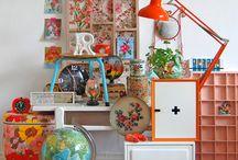 Home Ideas / by Cassie Hammett