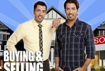 HGTV ♡ Buying & Selling w/Property Brothers / by Kay Neff
