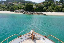 #sailingtrip con Bahía de Aldán