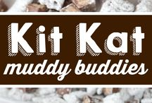 KIT.KAT LOVERS / Delicious Desserts for Kit Kat Lovers
