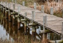 decks, board walks, bridges