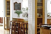 Kitchen design / Some kitchen design and decor ideas perfect for inspiration.