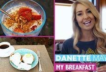 Dannette may breakfast