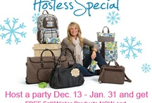 My Thirty-One Fun Stuff / Fun ways to get organized in 2012. Want more information, ask me! I would love to help you find products that would work for you and your home! / by Melissa Opsahl