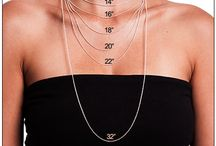 Jewelry Tips / Helpful tips for maintaining your jewelry.