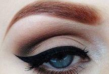 Maquillaje | Ojos delineados
