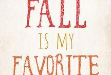 autumn | fall