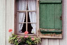 Windows and doors / by Jeanette Towner