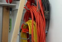 Хранение провода