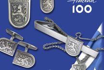 Suomi 100 korut / Suomi 100 juhlavuoden kunniaksi valmistettuja koruja