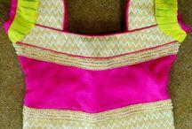 full blouse desins