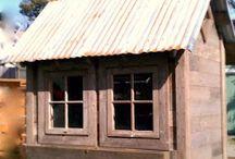 Chook houses