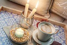 Coffee Presentation Ideas
