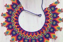 Gyöngy(gallérok) - kolumbiai