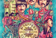The Beatles / The Beatles John Lenon Paul McCartney Ringo Starr George Harrison