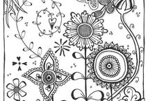 Oodles of doodles / by ~Mags~