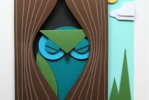 :: paper art :: / I DO NOT claim ownership of anything I post/repost on Pinterest. / by Jo Hansen