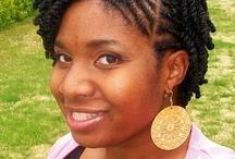 Natural Hair Ideas / by LaTanya Tatum